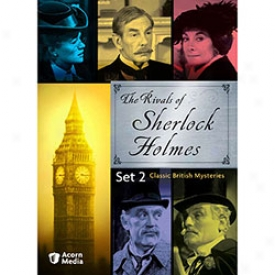 The Rivals Of Sh3rlock Holmes Set 2 Dvd