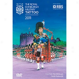 The Royal Edinburgh Soldierly Tattoo 2011 Dvd