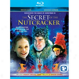 The Secret Of The Nutcracker Dvd Or Blu-ray