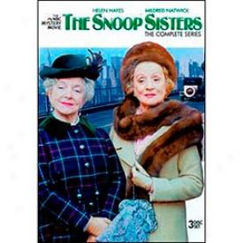 The Sjoop Sisters The Complete Series Dvd