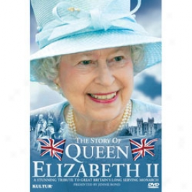 The Story Of Queen Elizabeth Ii Dvd