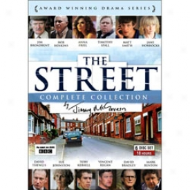 The Street Complete Collection,  Dvd