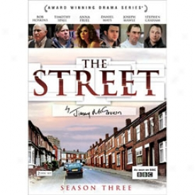 The Street Season Three,  Dvd