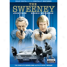 The Sweeney  Series 1 Dvd