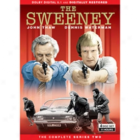 The Sweeney Series 2 Dvd