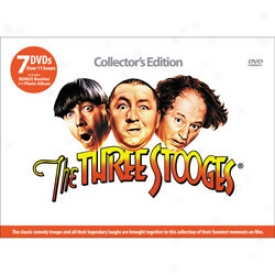 The Three Stooges Collector's Edition Dvd