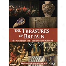 The Treasures Of Britain,  Dvd