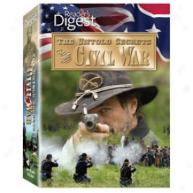 The Untold Secrets Of The Civil War Dvd