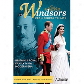 The Windsors From George To Kate Dvd
