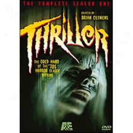 Thriller Season 1 Dvd