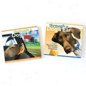 Through A Dog's Ear Cd Contrive Cdaudio