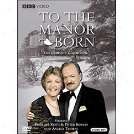 To The Manof Born The Complete Series Silvery Anniverxary Dvd