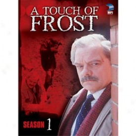 Touch Of Frost Season 1 Dvd