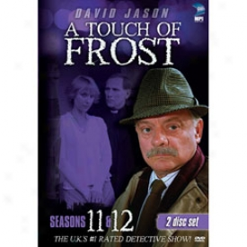 Touch Of Frost Season 11 & 12 Dvd