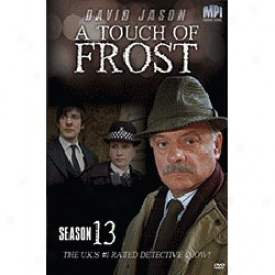 Touch Of Frost Season 13 Dvd