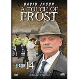 Touch Of Frost Season 14 Dvd