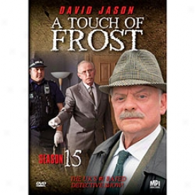 Touch Of Frost-bite Season 15 Dvd