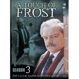 Touch Of Frost Season 3 Dvd