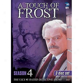 Distress Of Frost Season 4 Dvd