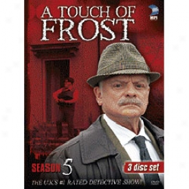 Touch Of Frost Season 5 Dvd
