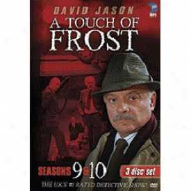 Touch Of Frost Season 9 & 10 Dvd