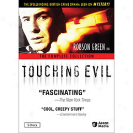 Touching Evil Complete Collection Dvd