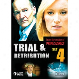Trial And Retribution Set 4 Dvd