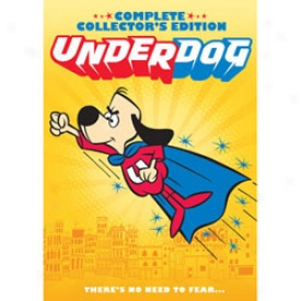 Underdog Complete Collector's Edition Dvd