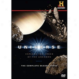 Universe Finish Season Three Dvd