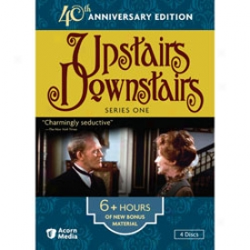 Upstairs Downstairs Series 1 40th Anniversary Edition Dvd
