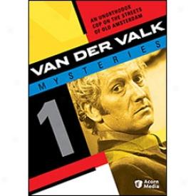 Vzn Der Valk Mysteries Seg 1 Dvd