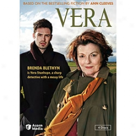 Vera Set 1 Dvd