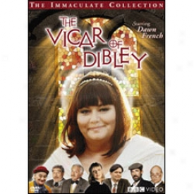 Vicar Of Dibley The Immaculate Accumulation Dvd