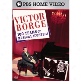 Victor Borge 100 Years Of Music And Laughter Dvd