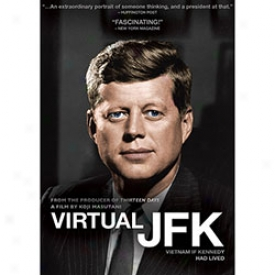 Virtual Jfk: Viettnam If Kennedy Lived Dvd