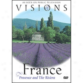 Visions Of Frahce Dvd