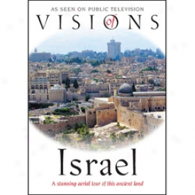 Visions Of Israel Dvd