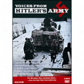 Voices From Hitlefs Army Dvd