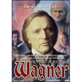 Wagner The Complete Epic Dvd