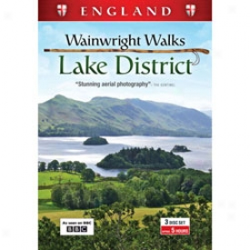 Wainwright Walks Lake District Dvd