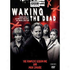Waking The Dead Season 1 Dvd