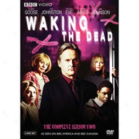 Waking The Dead Season 2 Dvd