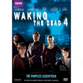 Waking The Dead Season 4 Dvd