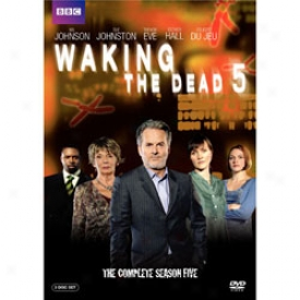 Waking The Dead Season 5 Dvd