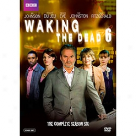 Waking The Dead Season 6 Dvd