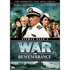 War And Remembrance The Complete Seriex Dvd