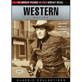 Western Movies Value Pac Dvd