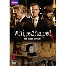 Whitechapel The Rippe rReturns Dcd