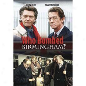 Who Bombed Birminghan? Dvd