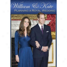 William And Kate Planning A Royal Marriage Dvd